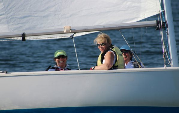On The Water Women's Sailing